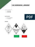Bromuro de Hidrogeno Lab04-Cueva