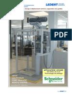 Application Levage Vectoriel de Flux Technologie de Pilotage Grue Ascenseur Pont Roulant Monte Charge