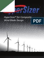 HyperSizer for Composite Wind Blade Design - Brochure