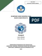 8. Kunci OSK Geografi SMA 2019.pdf