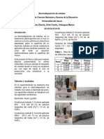 Informe 1. Celdas Electroquímicas Nuevo Final