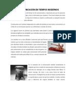 LA COMUNICACIÓN EN TIEMPOS MODERNOS.docx