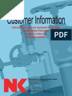 NK Customer Information en 2017