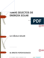 Célula Fotovoltaica_panel FV