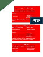 Formato Tarjeta Roja