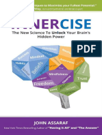 Innercise the New Science to Unlock Your Brain's Hidden Power