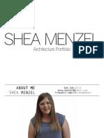 Shea Menzel Portfolio 3.04.2019