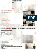 Esmod Course CenterXX