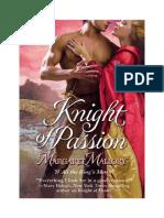 #3 - Cavaleiro Da Paixão - Todos Os Homens Do Rei - Margaret Mallory (Mutirão e LTRH)