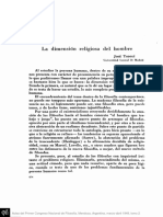La dimensión religiosa del hombre.pdf