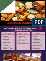 Quimica de Alimentos Uniad 1