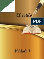 Estilo y corrección. Módulo 1.pdf