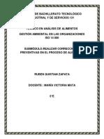 GESTIÓN AMBIENTAL EN LAS ORGANIZACIONES   ISO 14000