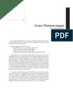 Analisis de La Obra Goya