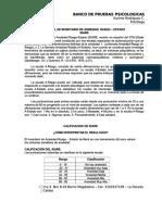 Edoc.site Manual y Calificacion de Test de Ansiedad Idare