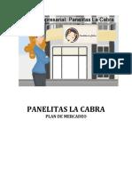 Panelitas La Cabra