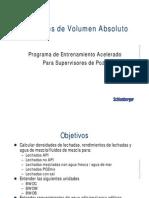 11 - Cálculos de Volumen Absoluto
