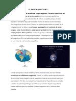 El Paleomagnetismo