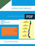 zonas naturales 6° básico