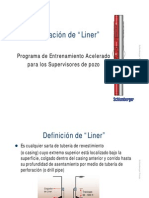 13 - Cementación de Liners