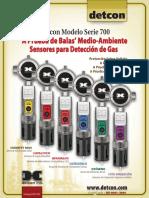 Sensor de Gas Combustible