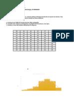 Ejercicios Tablas de Frecuencia Usando Microsoft Excel