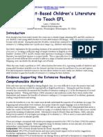 Using Internet to Teach EFL