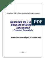 Sesiones de Tutoría para los niveles de Educación Primaria y Secundaria - ME.pdf