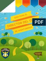 Guía para el Director del Club de Aventureros.pdf