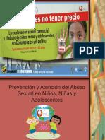 Taller de Prevenciòn Del Abuso Sexual PADRES Y DOCENTES
