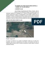 Caracterización General Del Área de Influencia Entre La Avenida 145 y El Río Chipalo