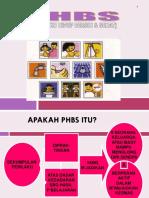 Phbs Rt & Phbs 4 Tatanan