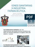Instituciones sanitarias Bioetica