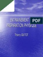 11 Entrainement Et Preparation Physique