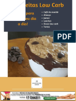 [eBook] 17 Receitas Low Carb Repost