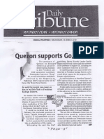 Daily Tribune, Mar. 13, 2019, Quezon supports Go, HnP.pdf