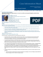 Al Bashir charge sheet