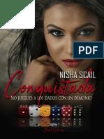 Conquistada No Juegues a Lo - Nisha Scail