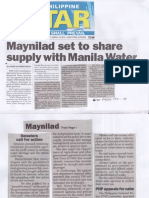 Philippine Star, Mar. 13, 2019, Maynilad set to share supply with Manila Water.pdf