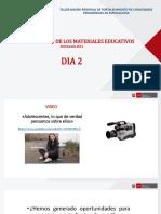 2. Uso Pedagógico de Materiales_día 2
