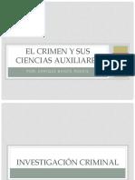 Psicología criminal, criminalística