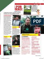 Marcha Despenalizacion Marihuana
