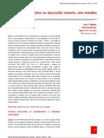 XX D (2) EDUCAÇÃO FÍSICA NA EDUCAÇÃO INFANTIL UMA PARCERIA
