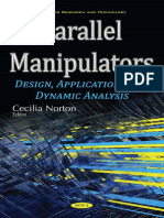 Parallel Manipulators Design, Applications and Dynamic Analysis