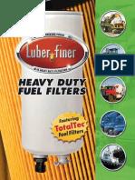 Luber-finer LFF5851 Heavy Duty Fuel Filter