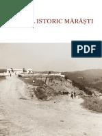 Brosura Marasti - Coperta Fata