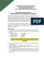 08.03.2019 Plan de Investigación Asociación Vida