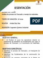 Presentacion RT_Chancado CODELCO y Manejo Materiales