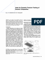 A Bar Impact Tester for Dynamic Fracture Testing of Ceramics and Ceramic Composites..pdf