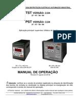 TSTv204_PSTv204_r07 - Manual de Operação